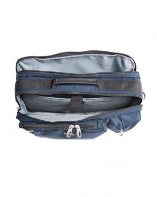 ネイビー 3 Way Business Bagを見る
