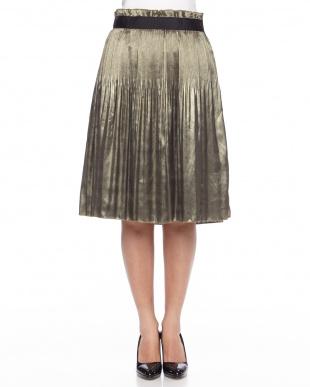 ゴールド スカートを見る