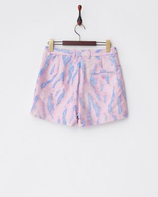 ピンク ショートパンツを見る