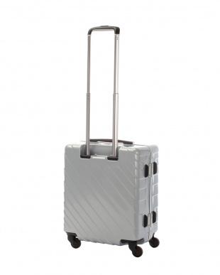 シルバー ナロースクエア S 40L スーツケースを見る