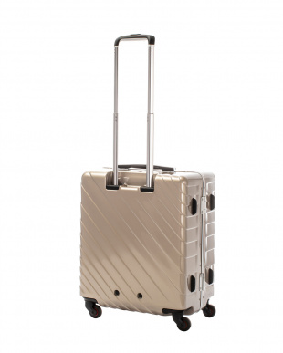 ゴールド ナロースクエア M 55L スーツケースを見る