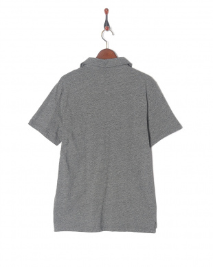 MEDIUM GRAY HEATHER ESS+ オープンポロシャツを見る