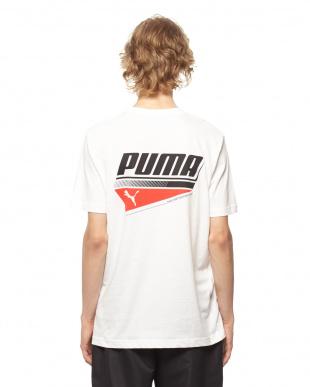 PUMA WHITE PUMA ポケット SS Tシャツを見る