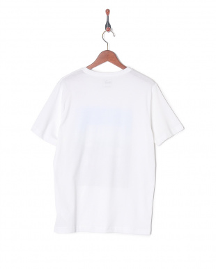 PUMA WHITE フォトプリント スカイライン SS Tシャツを見る