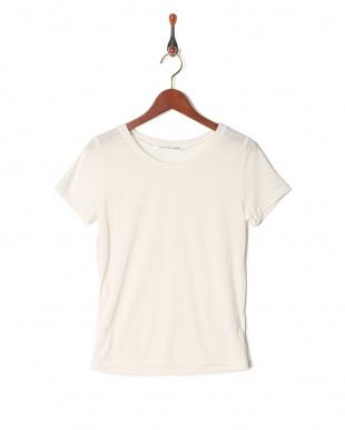 ピンク [RAY CASSIN]SET2点 花刺繍ニットタンク×Tシャツを見る