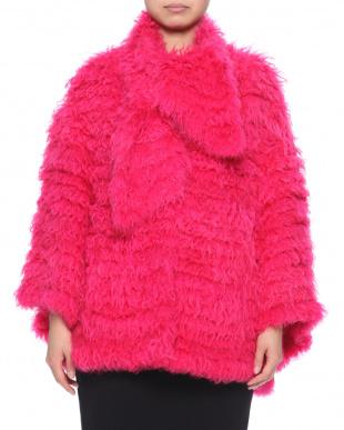 ピンク カルガンラム ジャケットを見る