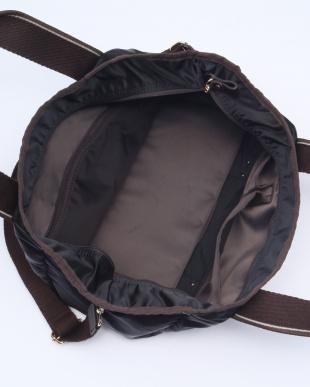 ブラック [トプカピ] TOPKAPI シルクテックスナイロントートバッグ(Mサイズ)を見る
