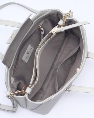 ライトグレー [トプカピ] TOPKAPI スプリットレザー2wayトートバッグを見る