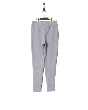 STEEL LIGHT HEATHER /  / WHITE UA Double Knit Tapered Pantを見る