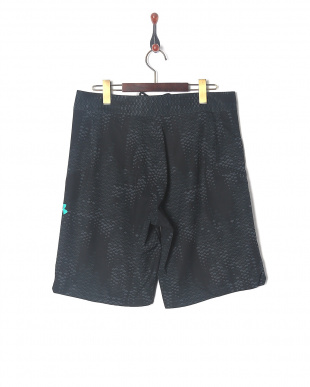 STEALTH GRAY/BLACKOUT NAVY/ABSINTHE GREEN UA STRETCH PRINTED BOARDSHORTを見る