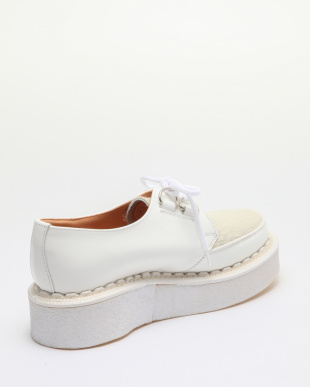 WHITE RUBBER SOLE WHを見る