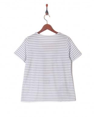 95/無彩色F(グレー) カラフルアクセサリープリントTシャツを見る