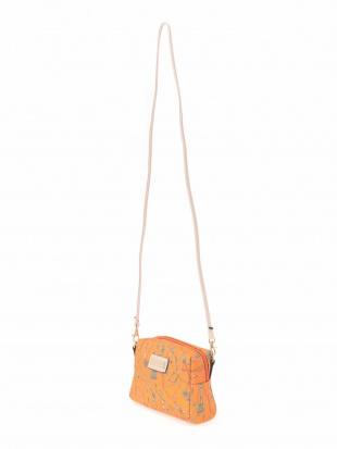オレンジ 【2WAY】レトロプリントポシェット MK MICHEL KLEIN BAGを見る