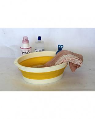 イエロー バッシヌ(畳める洗い桶)を見る