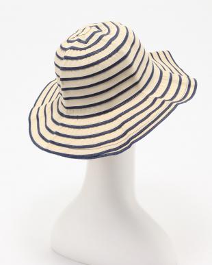 ベージュ エレガントコンパクト帽子を見る