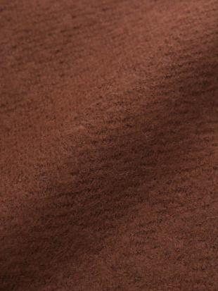 ブラウン グレンチェック柄リバーシブルマフラー a.v.v HOMMEを見る