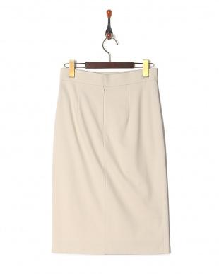 ベージュ系 cottonリバーポンチスカートを見る