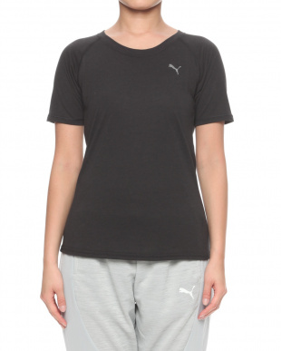 PUMA BLACK A.C.E. ラグラン Tシャツを見る