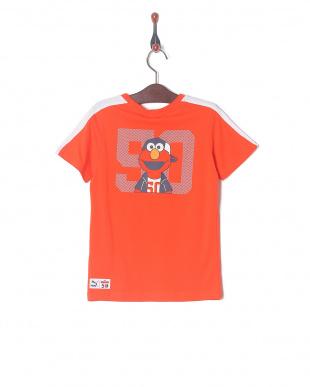 CHERRY TOMATO-TIGERLILY セサミ SS Tシャツ Bを見る
