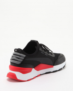 PUMA BLACK-HIGH RISK RED-PUM RS-0 PLAYを見る
