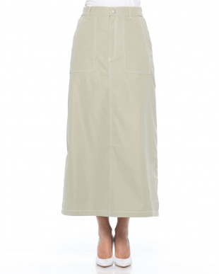 アイボリー スカートを見る