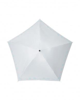 フラワー 晴雨兼用傘ヒートカットライトを見る