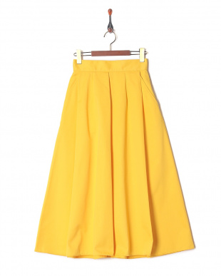 yellow Dickiesコラボ フレアスカートを見る