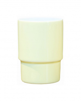 イエロー Glass cup egg shell 3個セットを見る