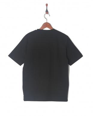 ブラック 異素材クレイジーポケットTシャツSSを見る