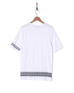 ホワイト ネイティブTシャツ SSを見る