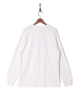 ホワイト 別注USA TシャツLSを見る