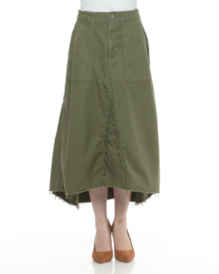 OLV Baker Flare Skirt -colorを見る