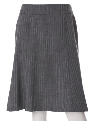ネイビー 《Brilliantstage》《洗えるスーツ》Aラインスカート CLEAR IMPRESSIONを見る