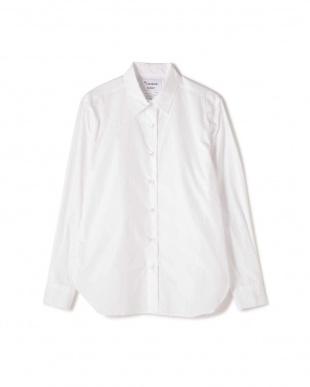 ホワイト ブロードシャツ アッシュスタンダードを見る