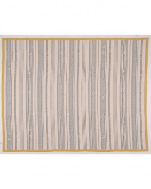 ブラック テラ インド綿ラグ 185×240を見る
