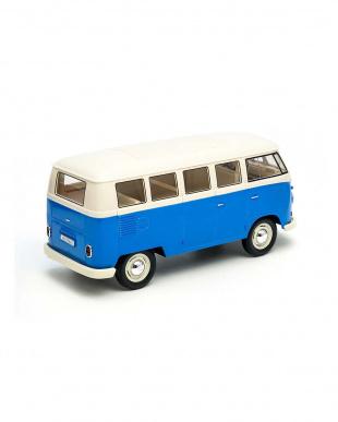 ブルー ラジコン バスを見る