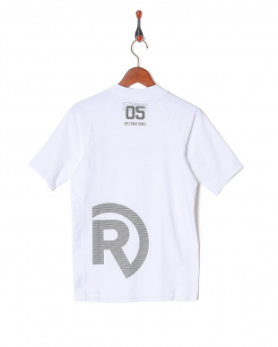 WHITE 半袖定番ロゴ ラッシュガードを見る