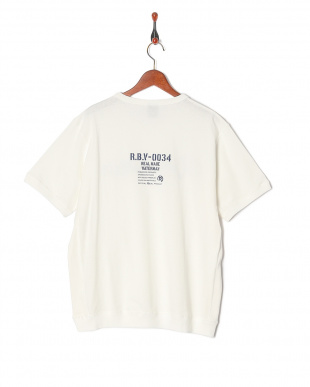 OFFWHITE HEAVY WEIGHT RIB T-SHIRT RBVを見る