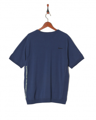 INDIGO HEAVY WEIGHT RIB T-SHIRT WWを見る