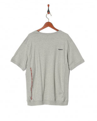 MIXGRAY HEAVY WEIGHT RIB T-SHIRT WWを見る