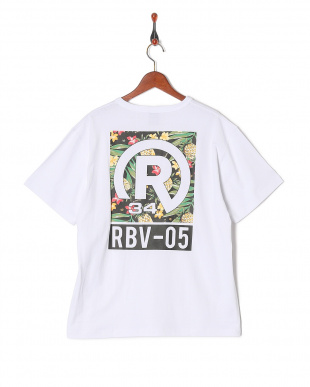 WHITE BOTANICAL T-SHIRTを見る
