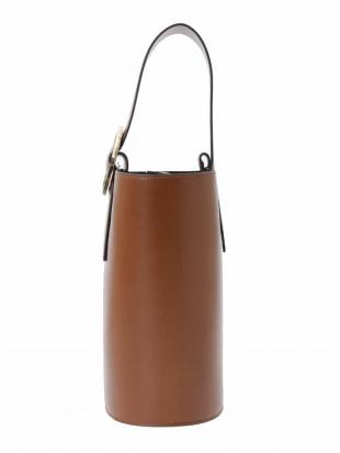 ブラウン デザインレザーバッグ IMPORTED TARA JARMONを見る