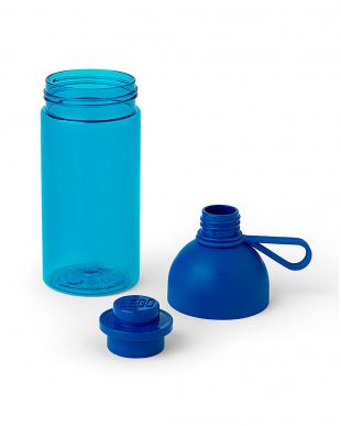 ブルー レゴ ハイドレーションボトル 0.5L トランスペアレントを見る