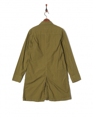 ML.OLIVE O/D TYPEWRITER SHT COATを見る
