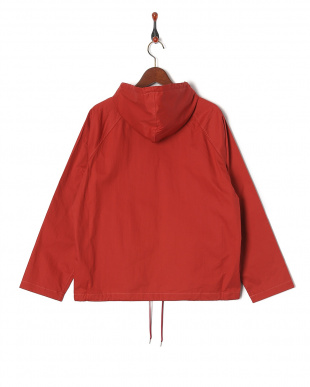 RED TWILL HOOD JACKETを見る