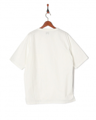 WHITE LOOSE FIT TEE SHTを見る