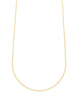 ゴールド シルバー チェーン 45cmを見る