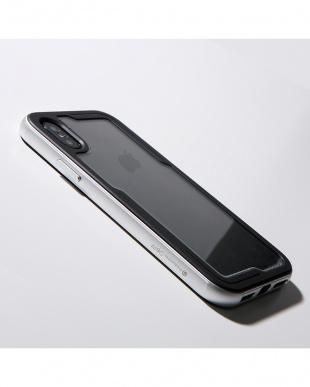 シルバー iphoneケース XS/Xを見る
