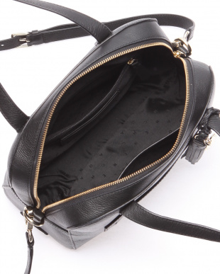 PAYSON SATCHEL:BLACKを見る