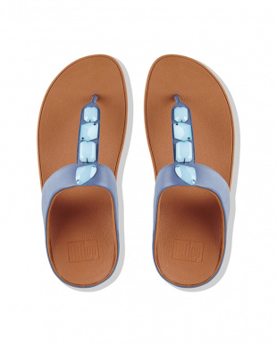 Illusion Blue ROKA TOE-THONGを見る